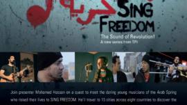 Sing Freedom